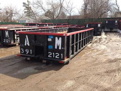 Yard Dumpster Rental Long Island